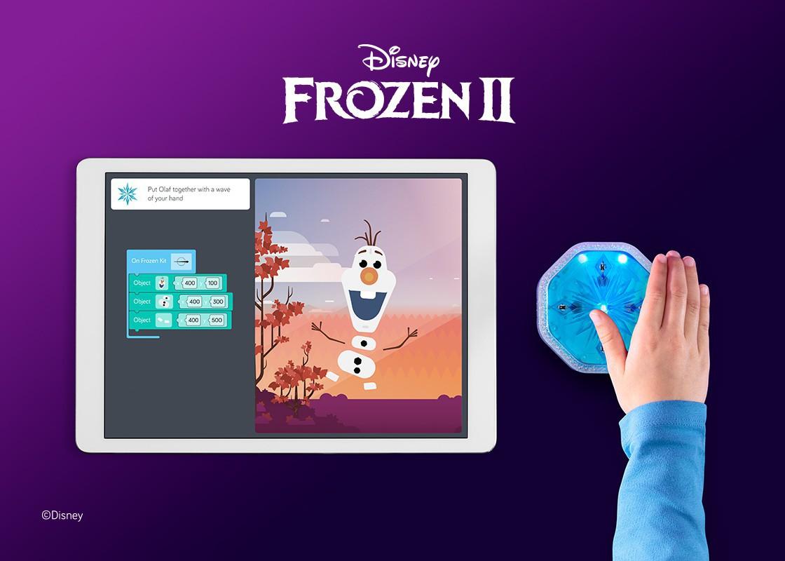 Frozen 2 Coding Kit