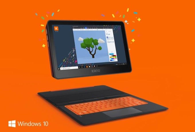 Kano PC powered by Windows 10