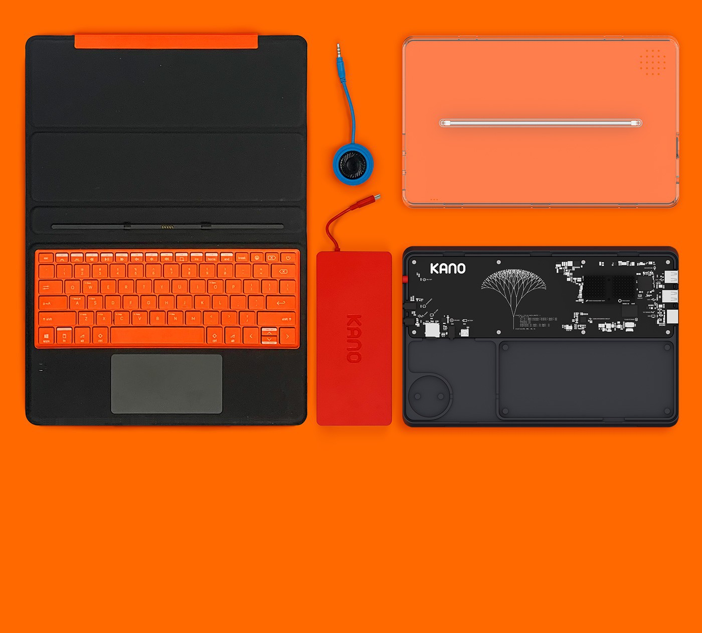 Build the Kano PC