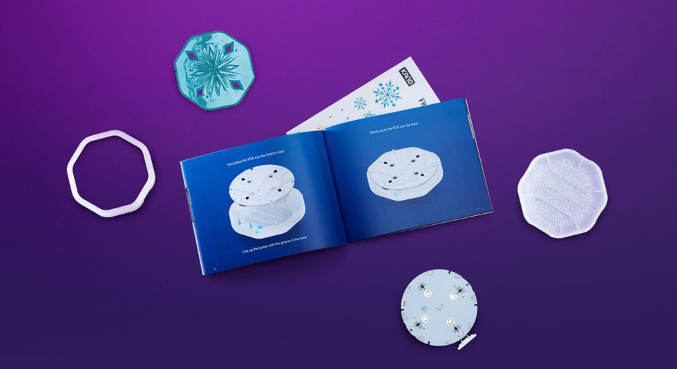 Disney Frozen 2 Coding Kit