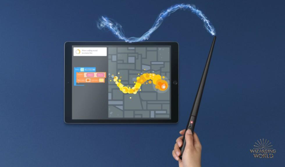 Coding wand image